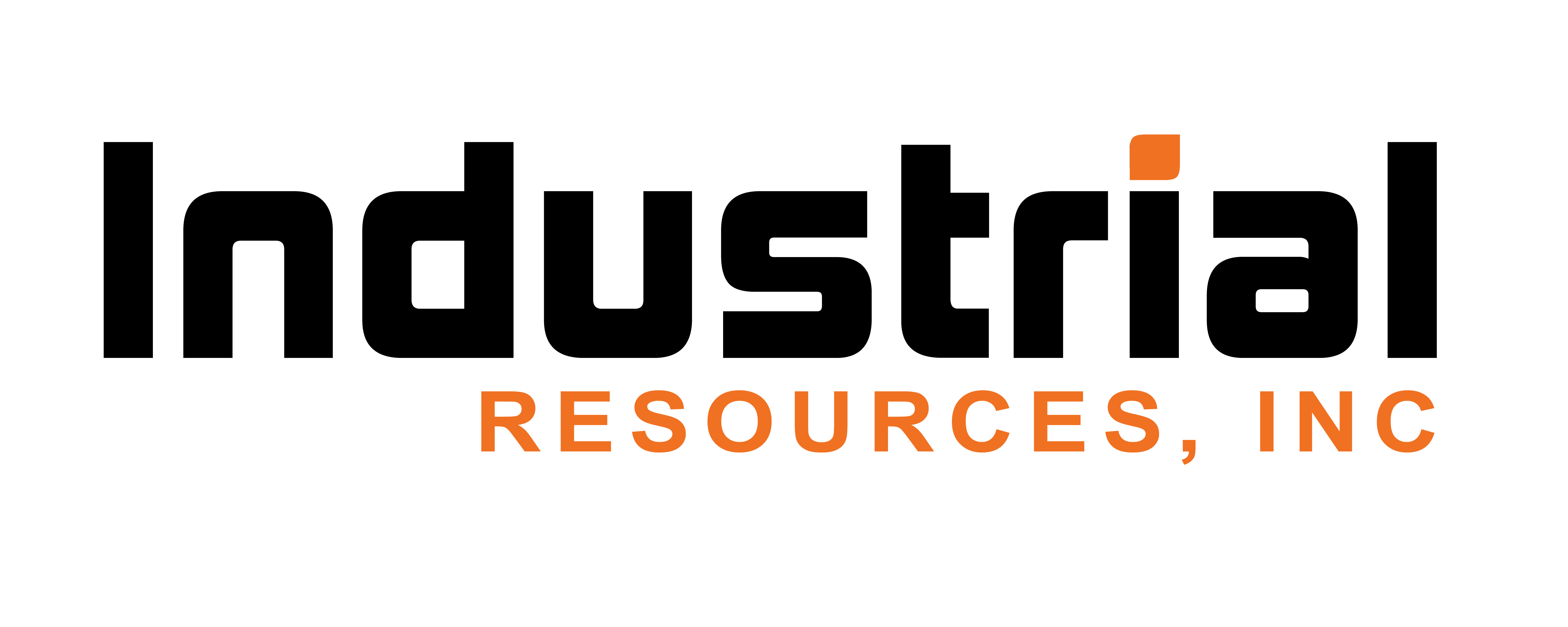 Industrial Resources Inc. Logo