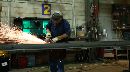 AISC Certified Fabricator in West Virginia