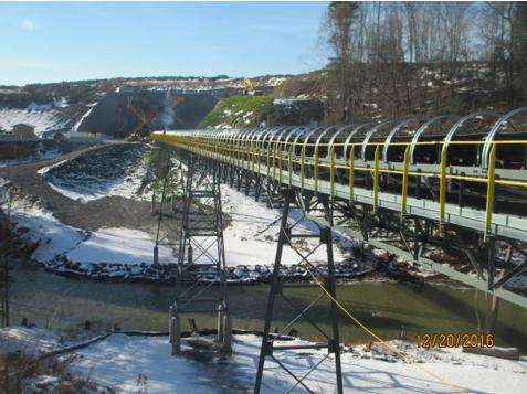 overland conveyor