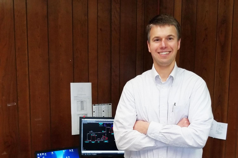 Eric R. Wolfe  | Senior Process Engineer
