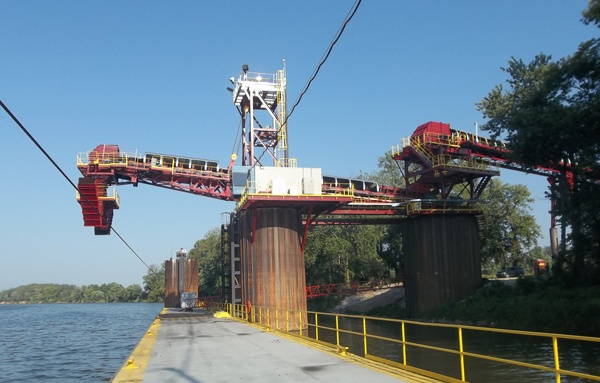 Transshipment Ports