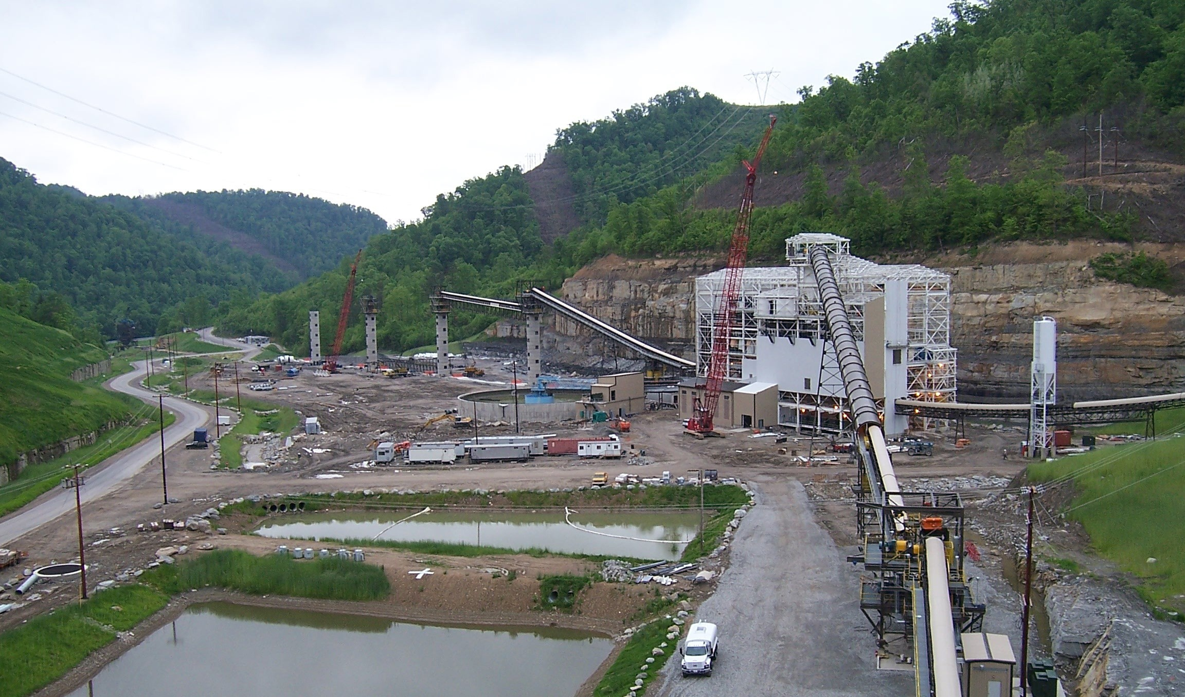 Arch Coal Cardinal Plant Project
